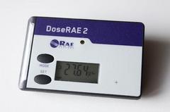 放射線線量計 DoseRAE2 PRM-1200を使用しました!
