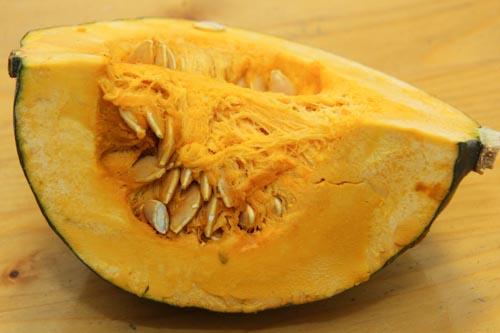 らでぃっしゅぼーやの無農薬かぼちゃ生産地は北海道苫前郡。無農薬