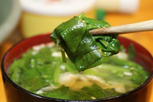 熊本県産のほうれん草(オイシックスの産地限定野菜)