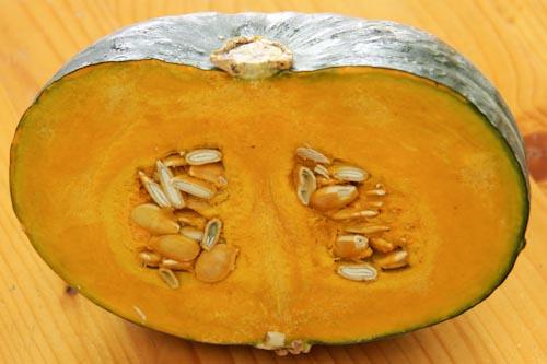 らでぃっしゅぼーやの無農薬かぼちゃ