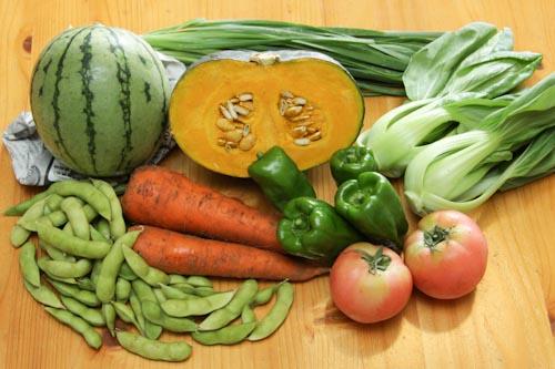 らでぃっしゅぼーやの野菜 果物