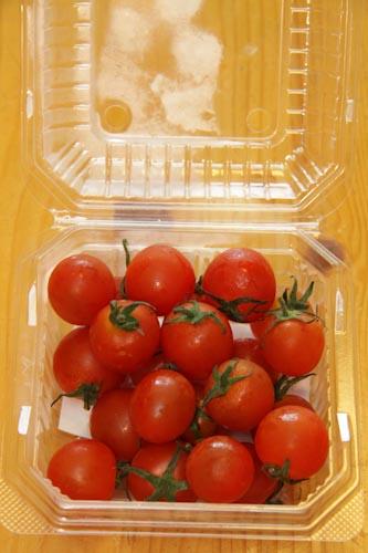 パルシステムのミニトマト